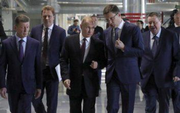 Ο Πούτιν ανακήρυξε την ενεργειακή αυτονομία της Κριμαίας
