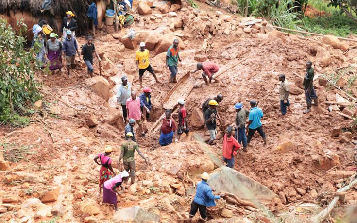 Φονικό το πέρασμα του κυκλώνα Ιντάι από τη Μοζαμβίκη
