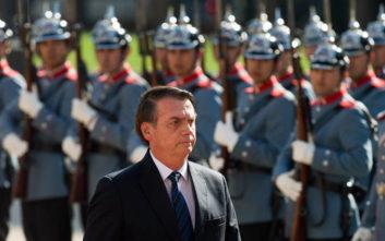 Ο Μπολσονάρου διέταξε να γιορτάσει ο στρατός της Βραζιλίας την επέτειο του πραξικοπήματος