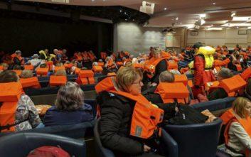 Τι προκάλεσε τη βλάβη στο κρουαζιερόπλοιο με τους εκατοντάδες επιβάτες