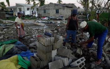 Ξεπέρασαν τους χίλιους οι νεκροί από τον κυκλώνα Ιντάι
