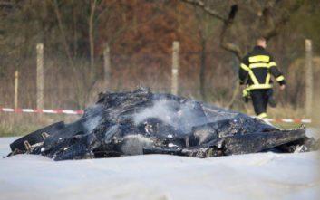 Συντριβή αεροπλάνου στη Γερμανία με δυο Ρώσους επιχειρηματίες νεκρούς