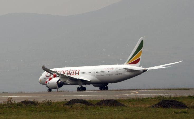 Συντριβή αεροπλάνου με 157 επιβαίνοντες στην Αιθιοπία