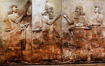 Κάποιοι έκαναν αστεία με «τις μαμάδες» ακόμα και πριν από 3.500 χρόνια
