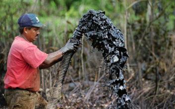 Φωτιά σε αγωγό μεταφοράς πετρελαίου στην Κολομβία