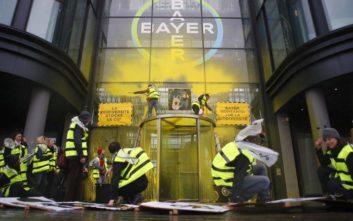 Διαδηλώσεις σε όλον τον κόσμο εναντίον της Bayer- Monsanto
