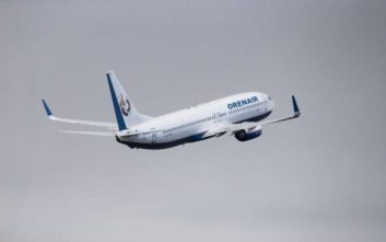 Αναγκαστική προσγείωση Boeing 737-800 στη βόρεια Ρωσία