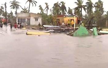 Πάνω από 1,7 εκατ. άνθρωποι βρέθηκαν στον δρόμο του φονικού κυκλώνα «Ιντάι»