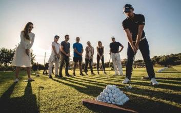 Ημέρες Golf στην Costa Navarino