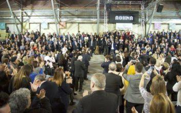 Οι 229 υποψήφιοι με τον συνδυασμό του Κώστα Μπακογιάννη