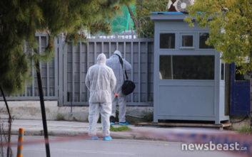Κάτοικος για την επίθεση στο ρωσικό προξενείο: Έγινε έκρηξη, ήταν εκκωφαντικός ο θόρυβος
