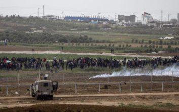Τρεις Παλαιστίνιοι νεκροί από πυρά Ισραηλινών στρατιωτών στη Λωρίδα της Γάζας