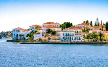 Το «μυροβόλο» νησί του Αργοσαρωνικού