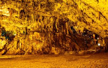 Το σπήλαιο στην Κεφαλονιά, όπου τραγούδησε η Μαρία Κάλλας
