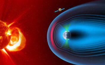 Συνεργασία Ευρώπης και Κίνας για τη μελέτη της μαγνητικής σχέσης Γης-Ήλιου