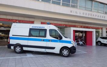 Ασθενοφόρο Nissan από τη Νικ. Ι. Θεοχαράκης