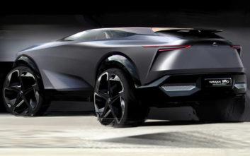 Η Nissan αποκαλύπτει το πρωτότυπο IMQ crossover