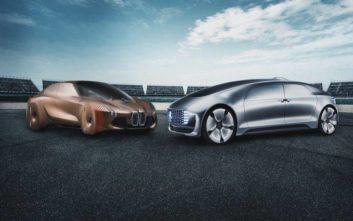 Η συνεργασία BMW και Mercedes