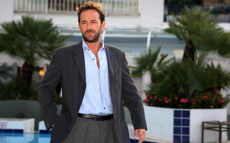 Το Χόλιγουντ αποτίει φόρο τιμής στον Λουκ Πέρι