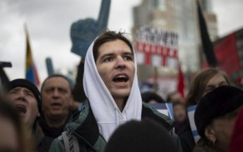 Διαδηλώσεις στη Ρωσία κατά των περιορισμών στο διαδίκτυο