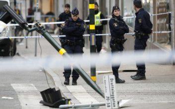 Έκρηξη λεωφορείου στο κέντρο της Στοκχόλμης