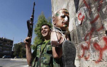 Το άγαλμα του Χάφεζ αλ Άσαντ που διχάζει τη Συρία