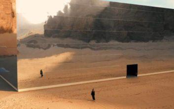 Ένας συναυλιακός χώρος… όαση, στην έρημο της Σαουδικής Αραβίας