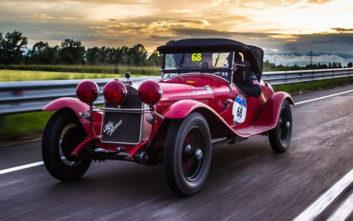 Η Alfa Romeo συνεχίζει να είναι χορηγός του «πιο όμορφου αγώνα στον κόσμο»