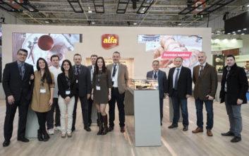 Δυναμική παρουσία της ALFA στην ARTOZA 2019 με νέες συμφωνίες και νέα καινοτόμα προϊόντα