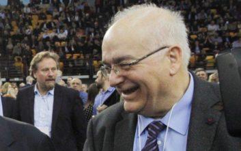 Αρναουτάκης: Ο Αντώνης Βγόντζας δίδαξε πολιτικό και νομικό πολιτισμό