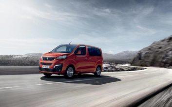 Η Peugeot παρουσιάζει το mini-bus των VIP's