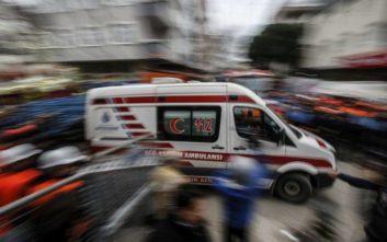 Τρελή πορεία λεωφορείου με τραυματίες στην Κωνσταντινούπολη