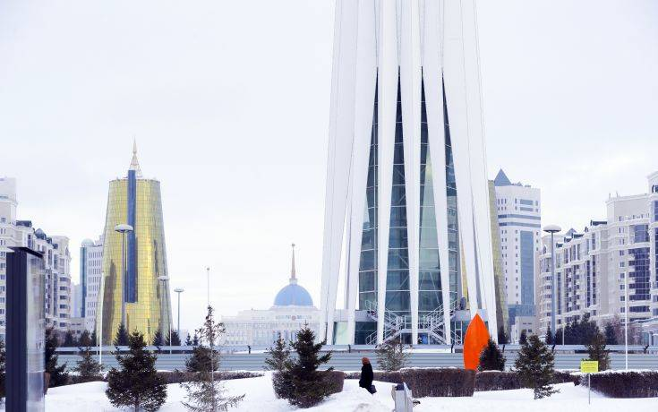Αλλάζει πάλι όνομα η πρωτεύουσα του Καζακστάν
