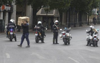 Κυκλοφοριακές ρυθμίσεις το Σαββατοκύριακο στην Αθήνα λόγω αθλητικής εκδήλωσης