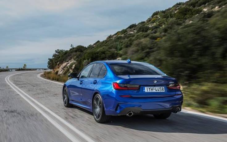 Γνωριμία με την νέα BMW σειρά 3 sedan – Newsbeast bbad1f71921