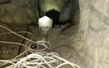 Είχαν ανοίξει υπόγεια σήραγγα 30 μέτρων στις Σέρρες για να βρουν αρχαία