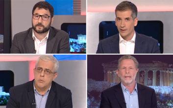 Οι υποψήφιοι δήμαρχοι Αθηναίων απαντούν για την καθαριότητα και τις μετακινήσεις