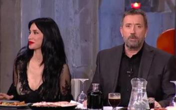 Ο Σπύρος Παπαδόπουλος επέστρεψε στο Σαββατόβραδο και στην κορυφή της τηλεθέασης