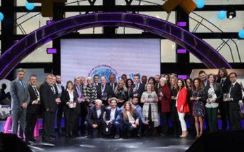 Ο Διεθνής Αερολιμένας Αθηνών βραβεύει τις αεροπορικές εταιρείες με την πιο επιτυχημένη αναπτυξιακή πορεία το 2018