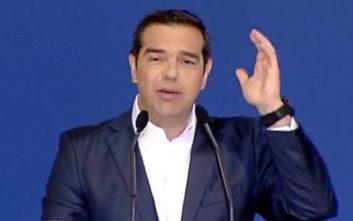 Τσίπρας: Δίνουμε μάχη καρδιάς απέναντι σε ένα συντηρητικό κατεστημένο