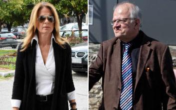 Πέγκυ Σταθακοπούλου και Άκης Τσελέντης διεκδικούν θέση στην Ευρωβουλή με τη ΝΔ