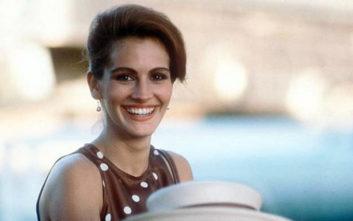 Η Τζούλια Ρόμπερτς συναναστράφηκε με ιερόδουλες για το ρόλο της στο «Pretty woman»