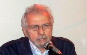 «Έφυγε» ο αγωνιστής και διανοούμενος της Αριστεράς Ανέστης Ταρπάγκος