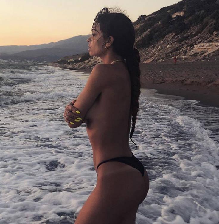 Η σέξι πλευρά της Ελένης Φουρέιρα – Newsbeast