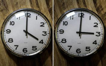 Πότε αλλάζει η ώρα 2020 - Μια ώρα πίσω τα ρολόγια μας για τη χειμερινή ώρα