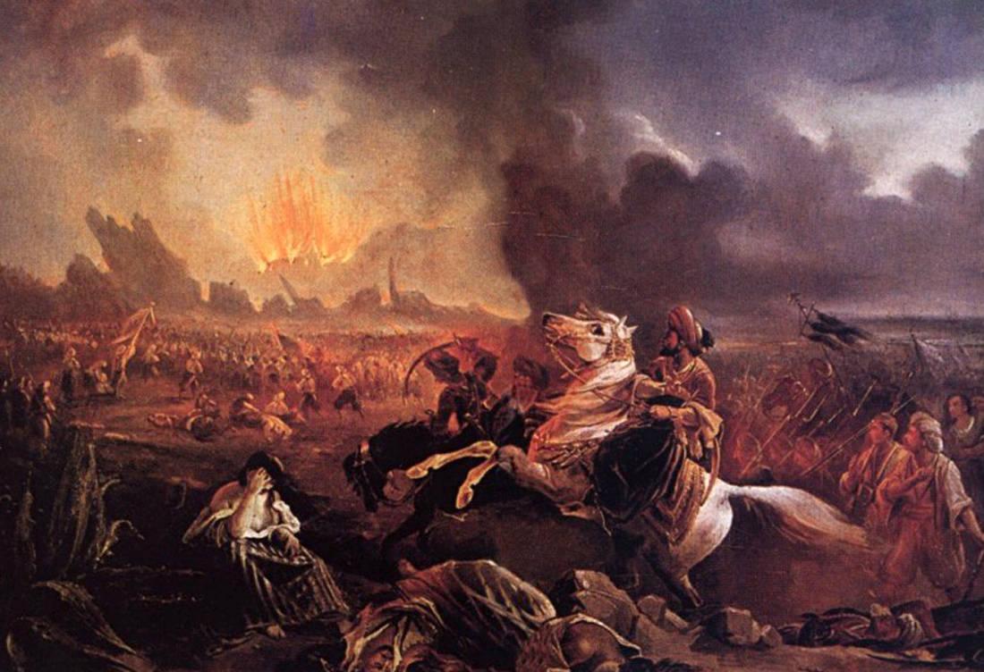 Τι απέγινε ο πανίσχυρος Ιμπραήμ Πασάς μετά την Επανάσταση του 1821