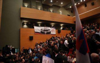 Δεν έγινε το συνέδριο της ΓΣΕΕ στην Καλαμάτα