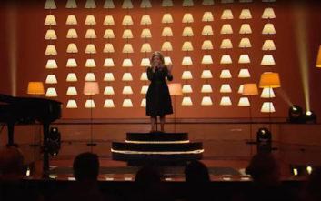 Η συγκίνηση της Χρύσπας στη σκηνή του «Your face sounds familiar»