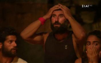 Η αποχώρηση - έκπληξη από το Survivor και τα καρφιά του Τούρκου παίκτη