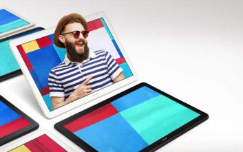 Το μοναδικό HUAWEI MediaPad T5 σε απίστευτη τιμή προσφοράς στα συνεργαζόμενα καταστήματα